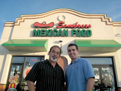 Sombrero Mexican Food