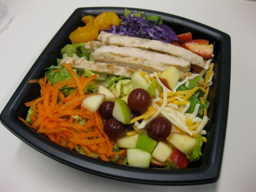 CFA Chargrilled and Fruit Salad 2