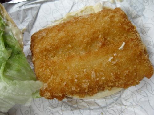 Premium Fish Fillet Sandwich from Wendy's 3