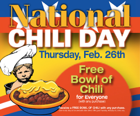 National Chili Day 2009-Hard Times Cafe