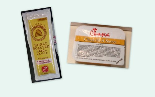 Sauces: Just 2 of many Chick-fil-A has to offer