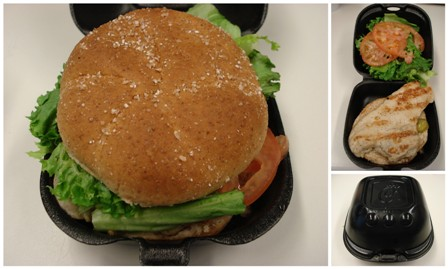 Chargrilled Chicken Sandwich from CFA (collage)