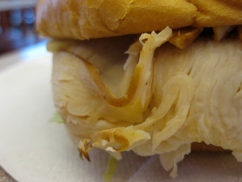 Roast Chicken Club Sandwich from Arby's 2