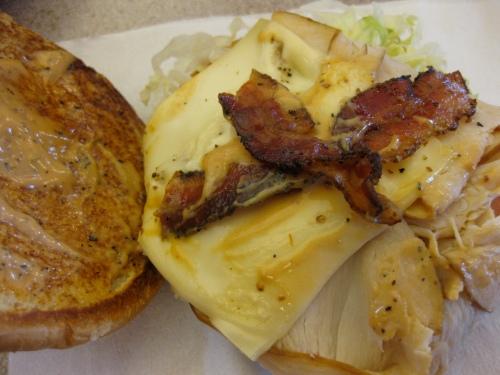 Roast Chicken Club Sandwich from Arby's 3