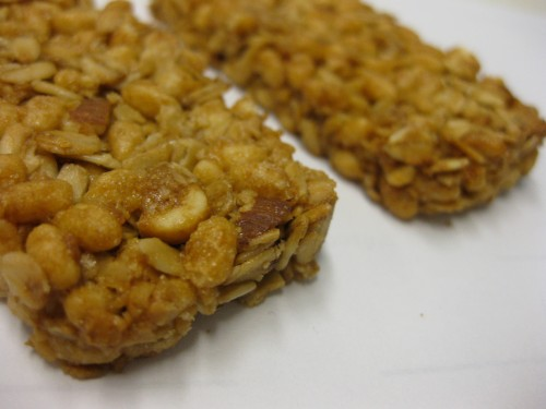 Sweet and Salty Crunch Toffee Almond