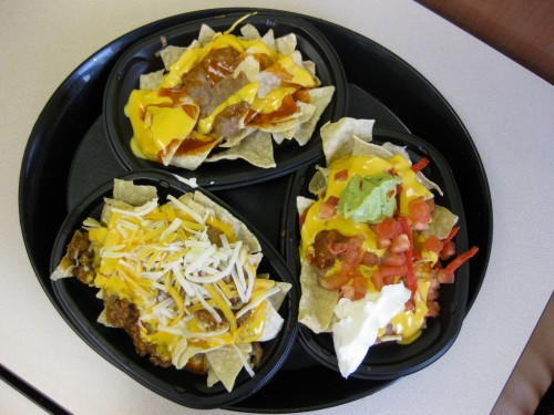 Value Nachos from Taco Bell