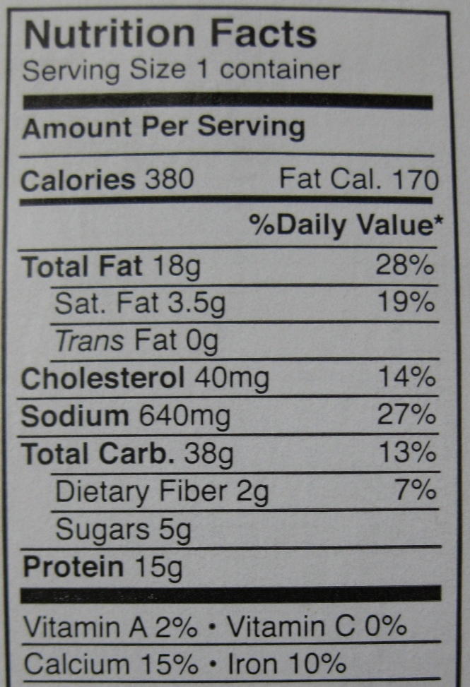 Arby s nutrition blog dandk for Mcdonalds fish calories