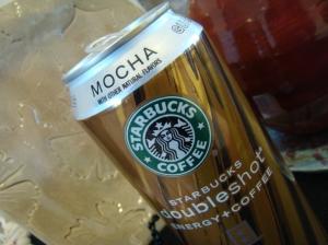 Mocha Starbucks DoubleShot