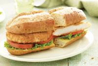 Crispy Country Chicken Sandwich from Boston Market