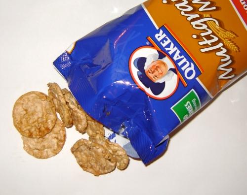 Quaker Cinnamon Sugar Multigrain Minis 2