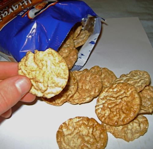 Quaker Multigrain Cinnamon Sugar Minis 4